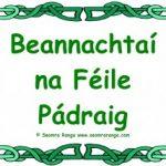 Beannachtaí_na_Féile_Pádraig